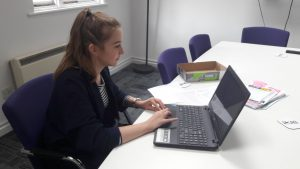 A week in the life of a work experience student