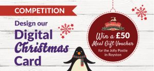 Digital Christmas Card Competition