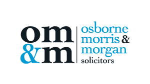 Osbourne Morris & Morgan Solicitors Logo