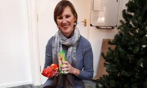 Can you donate towards the Reverse Advent Calendar in Royston?