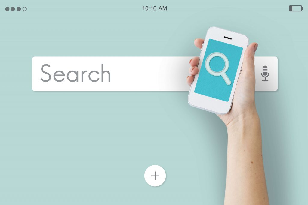 Website searchability