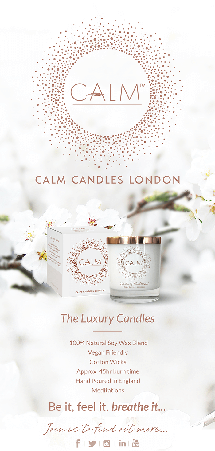 Case Study: Calm Candles Brand Identity & Go to Market strategy